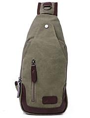 Pánské Kanvas Sportovní / Ven Sling tašky přes rameno
