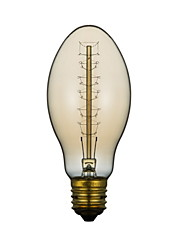 60W E27レトロ産業スタイルの弾丸白熱電球