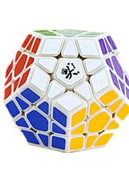 Hračky Pro děti Dayan® Stres relievers / Magické kostky Megaminx / Hladký Speed Cube Ivory Plast
