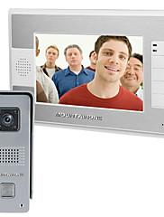 700 TV Line 92 CMOS ドアベルシステム ワイヤード マルチファミリービデオドアベル
