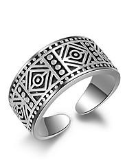 指輪 ストーン無し マルチの方法が着用します / セクシー / クロスオーバー / ファッション / 調整可能 / 愛らしいです / ヒップホップ 結婚式 / パーティー / 日常 / カジュアル ジュエリー 純銀製 女性 / 男性 / 夫婦ナックリリング / 関節リング