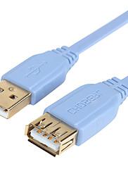 choseal usb2.0a / m-a / f kabel velike brzine pozlatom