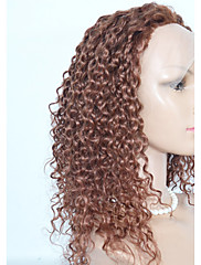 Human Hair Lace Wigs Kinky Curl Human Hair Full Lace Wigs