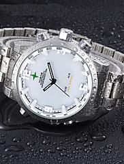 Per uomo TeenOrologio sportivo Orologio militare Orologio elegante Orologio alla moda Orologio da polso Orologio braccialetto Orologio