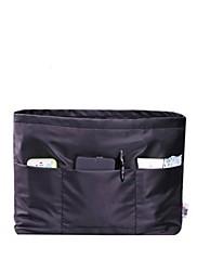 Ženy Skladovací taška Nylon Celý rok Ležérní Bez zipu Černá Fuchsiová Kávová Khaki