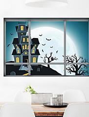 風景画 ウォールステッカー 3D ウォールステッカー 飾りウォールステッカー 材料 ホームデコレーション ウォールステッカー・壁用シール