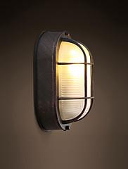 60 E26/E27 Módní a moderní Země vlastnost Rozptýlené světlo nástěnné svítidlo
