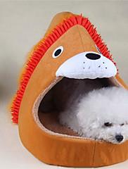 犬 ベッド ペット用 マット/パッド キャラクター 洗濯可 Brown