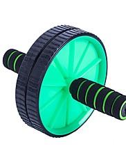 Rodas Abdominais & Rolamentos Ioga Exercício e Atividade Física Forma Assenta Simples Aço-