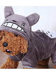 犬 コスチューム 犬用ウェア コスプレ カートゥーン柄