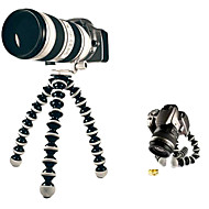medium størrelse Gorillapod typen fleksibel bold ben mini stativ for digitalt kamera og videokamera (dce1006)