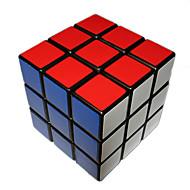 Smooth Speed Cube 3*3*3 Magische kubussen Zwart Fade Kunststof
