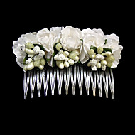 Flower Girl's Paper/Stainless Steel Headpiece - Wedding/Special Occasion/Casual Hair Combs