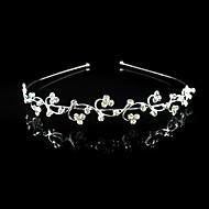 Licht Metaal Vrouwen Helm Bruiloft/Speciale gelegenheden Hoofdbanden Bruiloft/Speciale gelegenheden