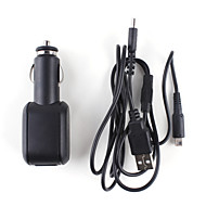 2 in 1 In-Car Charger For Nintendo DSi, DS Lite and 3DS