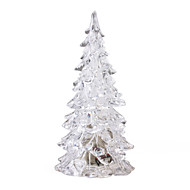 Crystal Christmas Tree Design Colorful LED Light