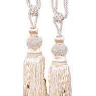 Light Gold Tassel (One Pair)