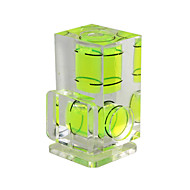 2 Axis Twin Bubble Camera Spirit Level