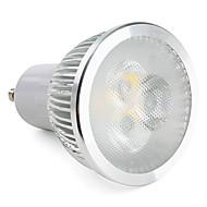 GU10 LED szpotlámpák MR16 3 Nagyteljesítményű LED 310 lm Meleg fehér Állítható AC 220-240 V