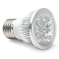 Spot LED Blanc Naturel 4 W 4 LED Haute Puissance 360 LM AC 85-265 V