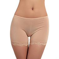 Mid Thigh Cotton Shaping Panty (More Colors) Sexy Lingerie Shaper