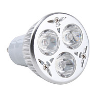 GU10 3 W 3 High Power LED 270 LM Warm White MR16 Spot Lights AC 85-265 V