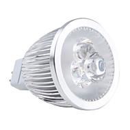 GU5.3(MR16) LED Spotlight MR16 3 High Power LED 450 lm Warm White AC 12 V