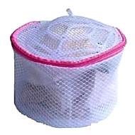 Foldbar skittentøyskurv til undertøy med ramme