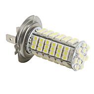 H7 6W 102x3528 SMD 540-580LM White Light Bulb for Car Fog Lamp (DC 12V)