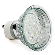 1.5W GU10 LED Spotlight MR16 18 High Power LED 60-80 lm Warm White AC 220-240 V