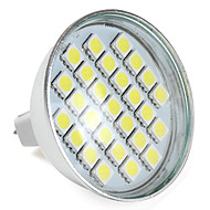 Spot LED Blanc Naturel MR16 GU5.3(MR16) 1W 27 SMD 5050 300 LM V