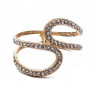 Fashion Ladies' Alloy Open Back Bracelet