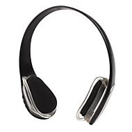 MP3 alta calidad Lector de tarjetas de auriculares inalámbricos con FM
