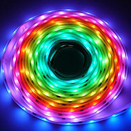 2m vodotěsný barvu měnící LED světlo bar s dálkovými a 120 LED diod
