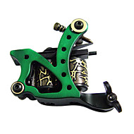 Aluminio Tattoo Machine Gun reparto con 4 colores a elegir