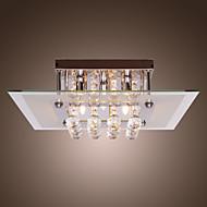 SL® plafonnier cristal moderne vie 5 lumières