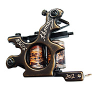 Messing Tattoo Machine Gun