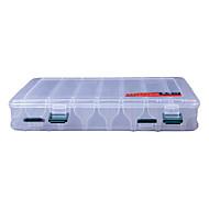 Caixa de Derrube / Caixa de Isco - de Plástico - Transparente