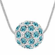 Women's Alloy Necklace Anniversary/Birthday/Gift/Daily/Causal Rhinestone