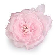 zijde Vrouwen Helm Speciale gelegenheden Bloemen Speciale gelegenheden