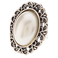 Women's Pearl/Alloy Ring Imitation Pearl Pearl/Alloy