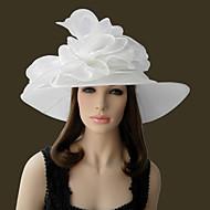 Women's Organza Headpiece-Special Occasion Hats