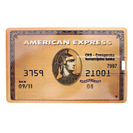 Brown Card Typed CompactFlash Memory Cards 32G