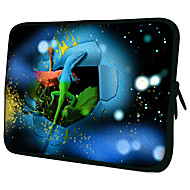 """2 Colors Gecko""Pattern Nylon Material Waterproof Sleeve Case for 11""/13""/15"" Laptop&Tablet"