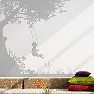 Tree and Butterfly Wall Sticker