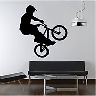 Kids Bike Wall Sticker