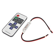 Single Light 8-Mode LED Strip Lamp RF Remote Controller