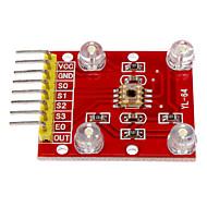 Módulo de reconhecimento de cores, TCS3200 Sensor cores, Módulo Cor