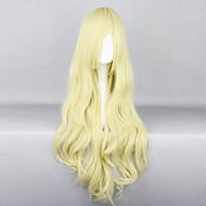 Blonde 80cm Princess Lolita Curly Wig