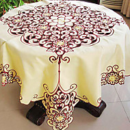 A Motifs Polyester Carré Nappes de table